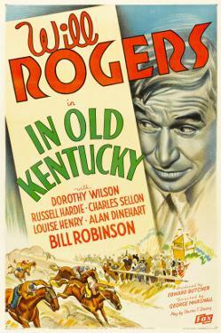 In Old Kentucky, Will Rogers, 1935