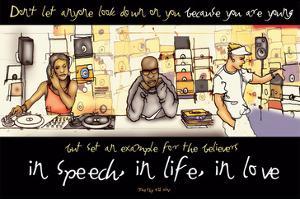 In Speech, In Life, In Love