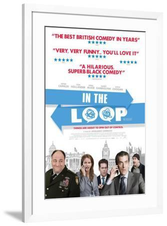 In the Loop--Framed Poster
