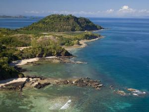 Coast at Nosy Be with Several Small Bays, North Madagascar by Inaki Relanzon