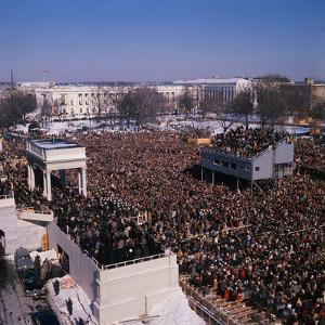Inauguration of President Kennedy