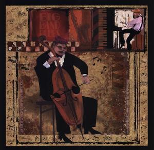 Jazz Cello - Mini by Inc. CW Designs