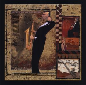 Jazz Sax by Inc. CW Designs