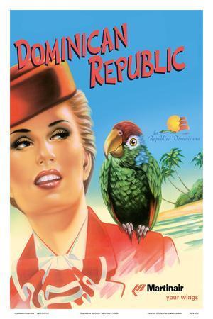 Dominican Republic - Martinair