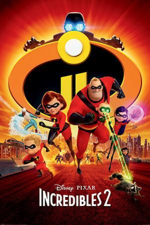 Incredibles 2 - One Sheet