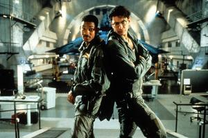 Independence Day De Roland Emmerich Avec Will Smith Et Jeff Goldblum, 1996