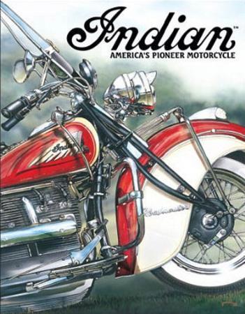Indian Americau0027s Pioneer Motorcycles