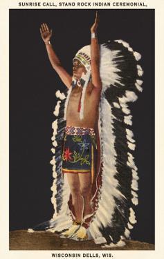Indian Ceremonial, Wisconsin Dells