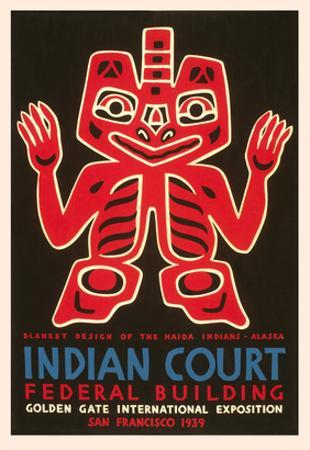 Indian Court Poster