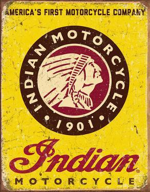 Indian Motorcycles Since 1901