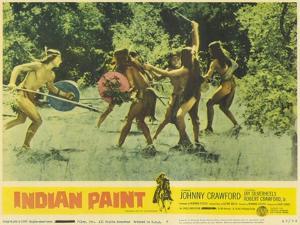 Indian Paint, 1965