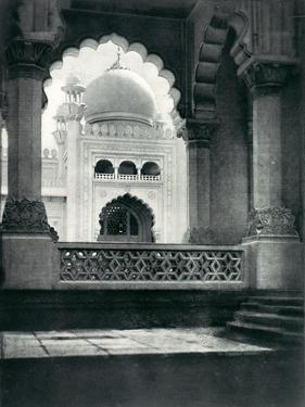 Indian Pavilion at the Great Wembley Exhibition of 1924