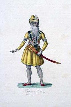Indian Prince, 1830