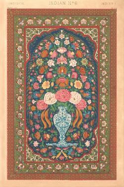 Indian Rug Pattern