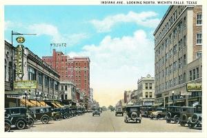 Indiana Avenue, Wichita Falls