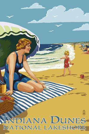 https://imgc.allpostersimages.com/img/posters/indiana-dunes-national-seashore-indiana-woman-on-beach_u-L-Q1GQO8N0.jpg?p=0