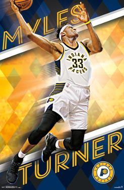 INDIANA PACERS - M TURNER 17