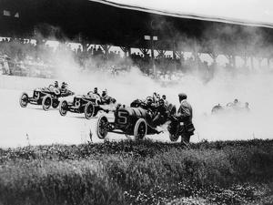 Indianapolis 500 Mile Race, Indiana, USA, Early 1920S