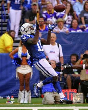 Indianapolis Colts - Donnie Avery Photo