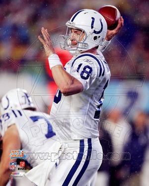 Indianapolis Colts - Peyton Manning Photo