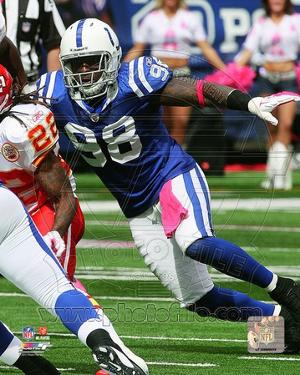 Indianapolis Colts - Robert Mathis Photo