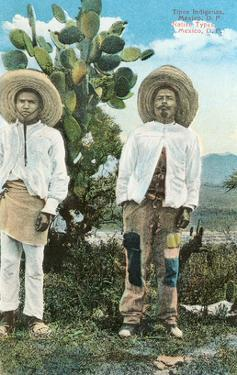 Indians from Central Mexico