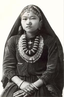 Indigenous Asian Costume