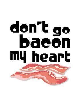 Kitchen Bacon by Indigo Sage Design