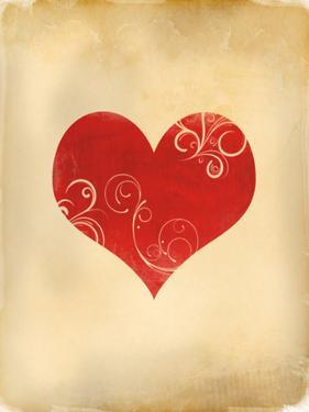 Playing Card Hearts by Indigo Sage Design
