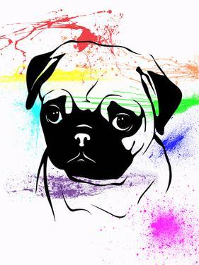 Pug by Indigo Sage Design