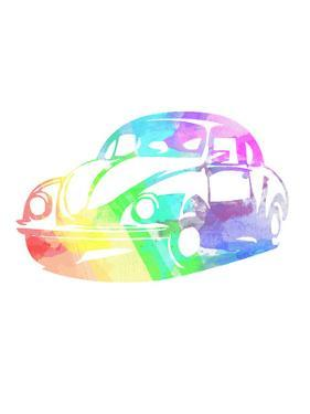Vw Beetle by Indigo Sage Design