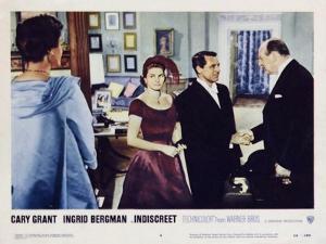 Indiscreet, 1958