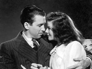 Indiscretions THE PHILADELPHIA STORY by George Cukor avecJames Stewart and Katharine Hepburn, 1940