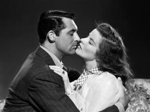 Indiscretions THE PHILADELPHIA STORY by George Cukor with Cary Grant and Katharine Hepburn, 1940 (b