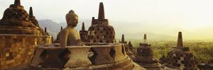 Indonesia, Java, Borobudur Temple
