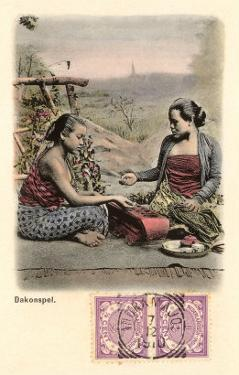 Indonesian Game of Chance