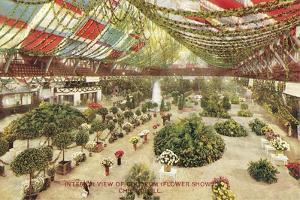 Indoor Flower Show