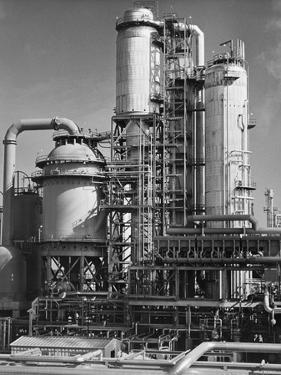 Industrial Catalytic Cracking Unit
