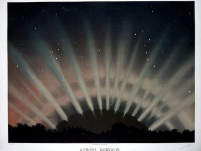 Aurora Borealis, 1872