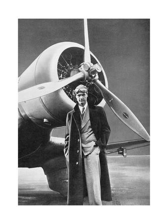 Howard Hughes, US Aviation Pioneer