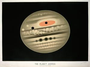 Jupiter, 1880 by Industry and Business Library Science