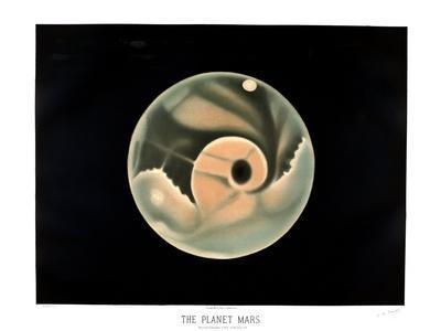 Mars, 1877