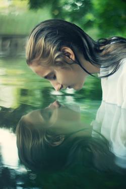 Lake (Iii) by Iness Rychlik