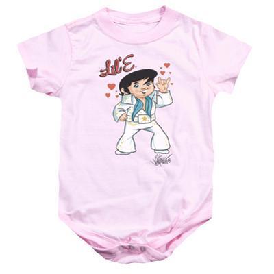 Infant: Elvis-Lil E Onesie
