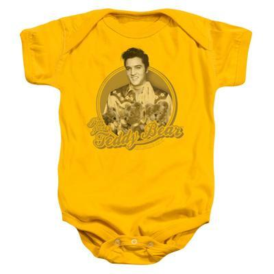 Infant: Elvis Presley - Teddy Bear Onesie