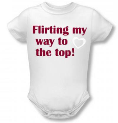 Infant: Flirting