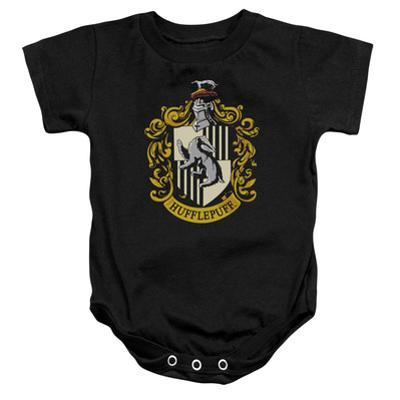Infant: Harry Potter- Hufflepuff Crest Onesie