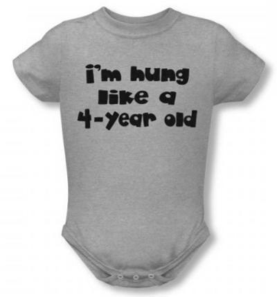 Infant: Hung