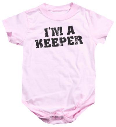 Infant: I'm A Keeper