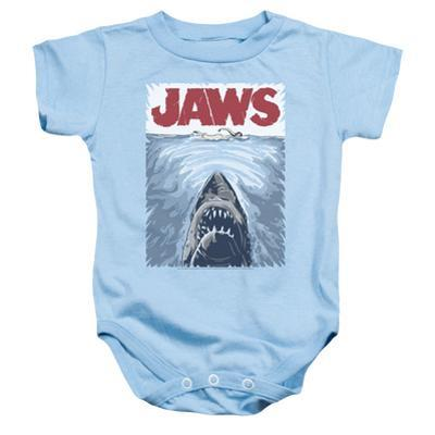 Infant: Jaws- Graphic Poster Onesie